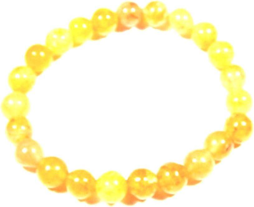 phoenix888 Yellow Aventurine Bracelet