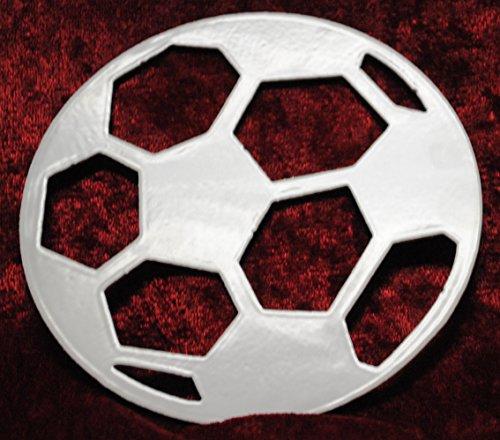 Soccer Ball, Sports, Ball Sports, Metal Art, Gift for Her, Gift for Him, Gift for Soccer Player - Powder Coat Players