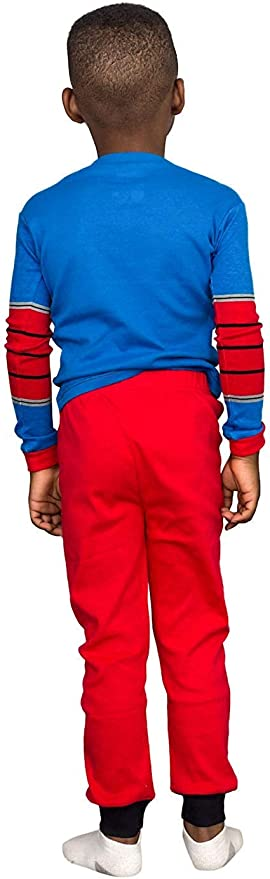 Nickelodeon Boys Henry Danger Costume Pajama Set