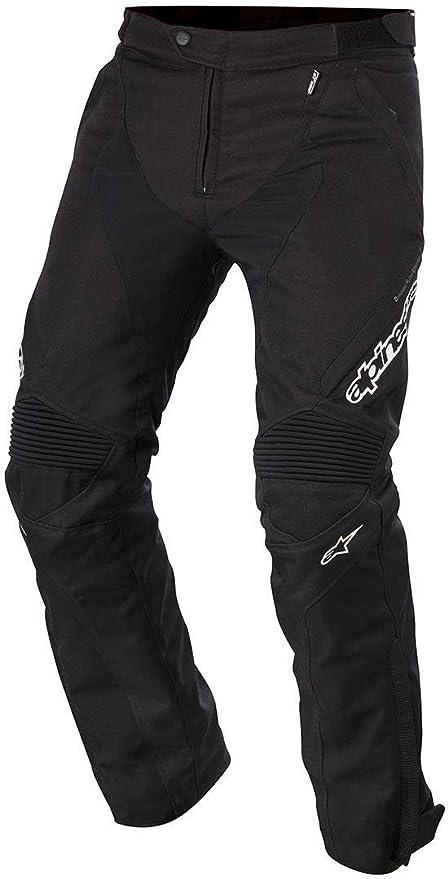 Alpinestars Raider Drystar Mens Sports Bike Motorcycle Pants - Black/Large
