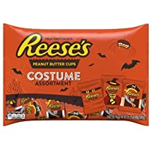 REESE'S 27.5 oz Halloween Snack Size Costume Assortment