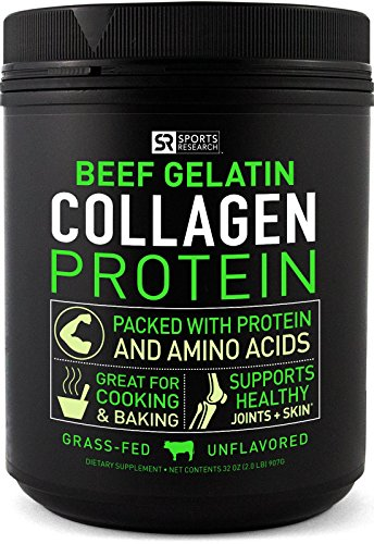 The 2 best beef gelatin sports research 2019