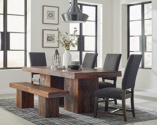 Binghamton Sheesham Dining Table Grey Sheesham by Scott Living (Image #3)