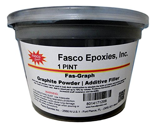 Pure Graphite Powder Pint (Graphite Powder Epoxy)