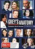 greys anatomy - complete sixth season more is better (1 CD)