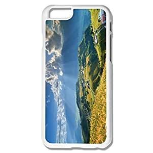 Favorable Landscape Hard Cover For IPhone 6