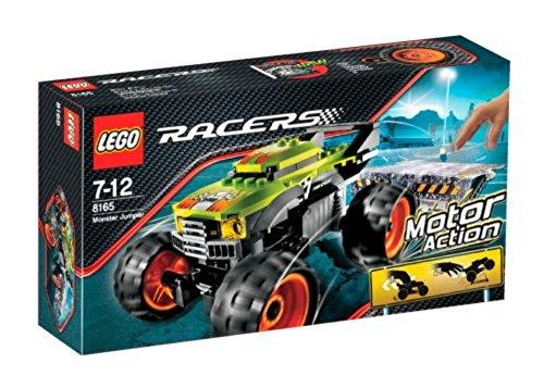 LEGO Racers 8165 - Monster Jumper B001CQLX9I Bau- & Konstruktionsspielzeug Spaß | Elegante Und Stabile Verpackung