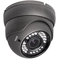 Amview 1300TVL 36 IR LEDs IR CUT 2.8~12mm Varifocal Zoom Lens CCTV Security Camera