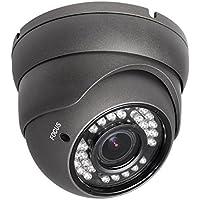 Amview 1300TVL 36 IR LEDs IR CUT 2.8~12mm Varifocal Zoom Lens CCTV Security Camera