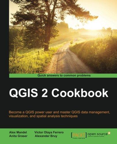 QGIS 2 Cookbook ebook