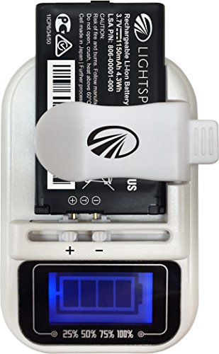 Lightspeed Tango Single Battery Wall Charger