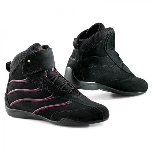 TCX X-Square Lady Women's Street Motorcycle Boots - Black/Pink/42