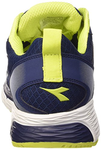 Bianco Zapatillas Unisex Blu II Action Adulto Estate Diadora Ottico pBwqFzWv4