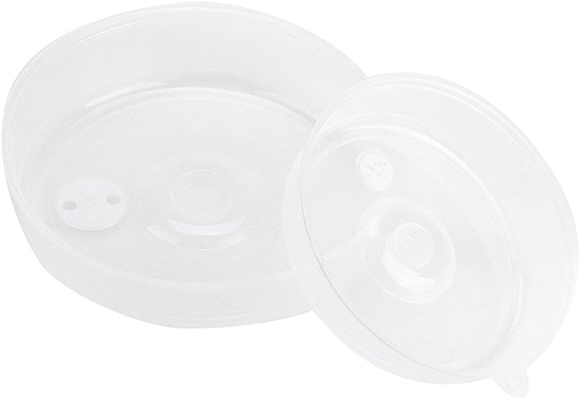 Amazon.com: Microondas Tapa, amiley 1pc Alimentos (PP tapa ...