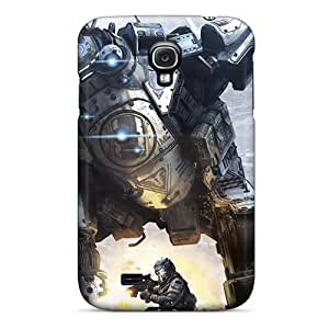 High Quality Titanfall Collector's Edition Case For Galaxy S4 / Perfect Case