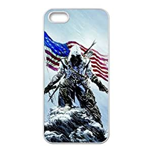 Assassin'S Creed iPhone5s Cell Phone Case White gife pp001_9260106