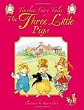 The Three Little Pigs, Renee Cloke, 1841355445