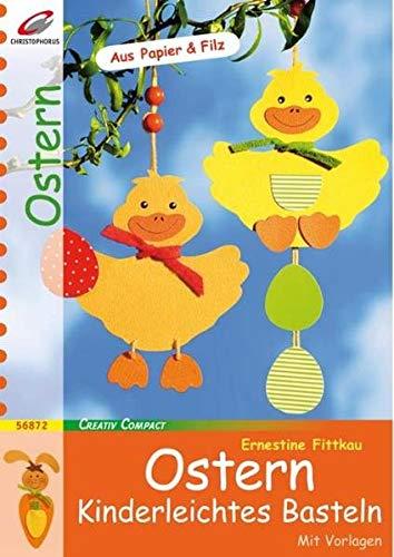 Ostern  Kinderleichtes Basteln  Creativ Compact