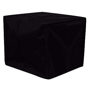 Yongse 43 * 43 * 32 cm Negro Nylon Polvo Protección para Impresora ...