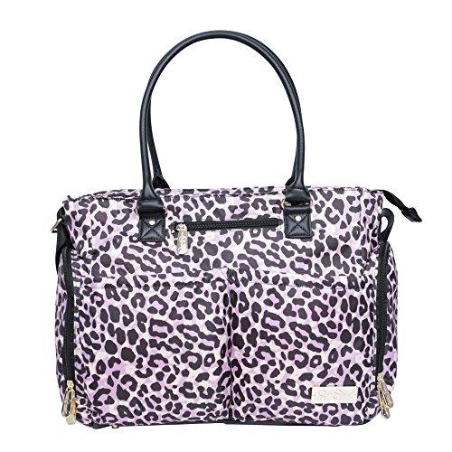 Jessica Simpson Leopard Handbag - 1