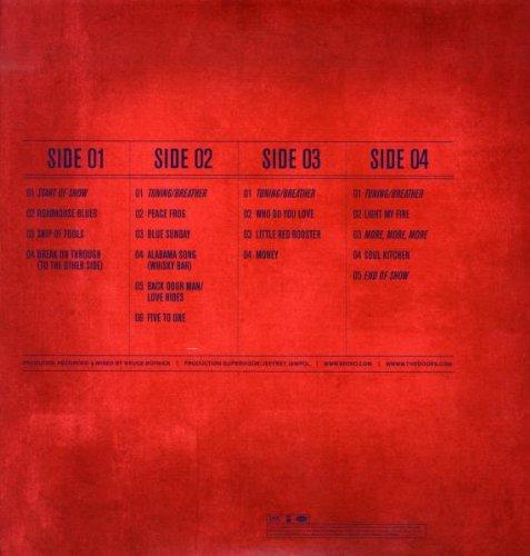 Live In New York (2LP 180 Gram Vinyl) by Doors, The