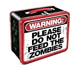 Aquarius Zombie Warning Lunch Box