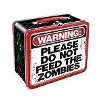 Aquarius Zombie Warning Lunch Box