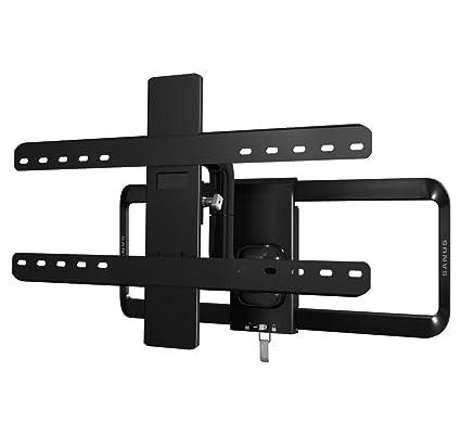 SANUS VLF515 B1 51u0026quot; 70u0026quot; Premium Series Full Motion TV Wall