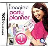 Imagine Party Planner (Bilingual game-play) - Nintendo DS Standard Edition