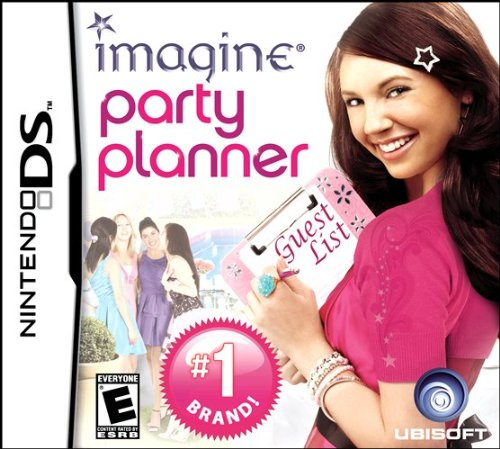 Imagine: Party Planner - Nintendo DS by Ubisoft