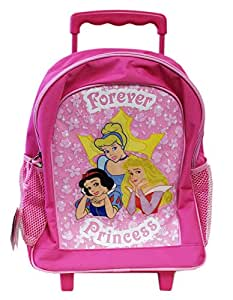 Amazon.com: Disney Princess Forever Rolling Backpack