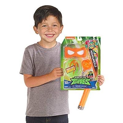 Teenage Mutant Ninja Turtles Michaelangelo's Kusari-Fundo: Toys & Games