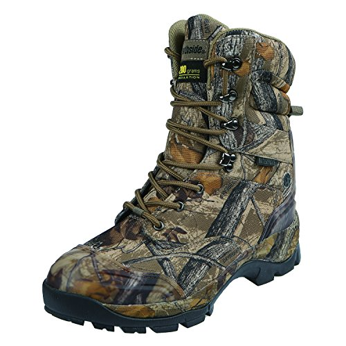200g Insulated Hunting Boots - Northside Men's Crossite 200 Hunting Boot, Tan Camo, 9.5 D(M) US