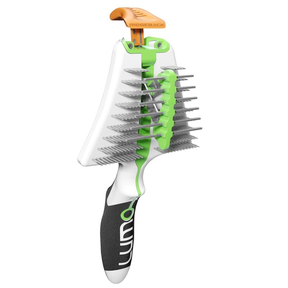 LUMO Ridgeback - All-New Grooming Tool - Short Haired Pets by LUMO