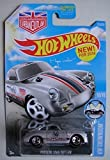 HOT WHEELS SPRING EDITION HW SHOWROOM SILVER PORSCHE 356A OUTLAW 120/250 URBAN OUTLAW CARD