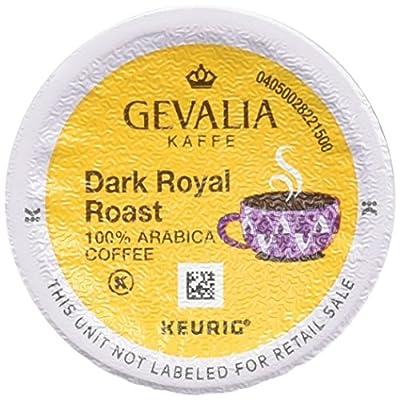 Gevalia Dark Royal Roast K-Cup Packs, 12 Count