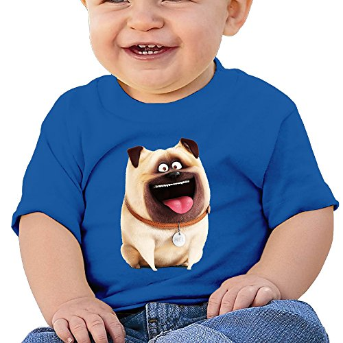 Logon 8 The Secret Cute Mel Dog Shirt RoyalBlue (Slam Dunk Stuffed Animal)