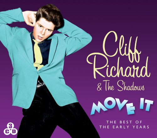 Cliff Richard - Move It -the Best Of The Early Years - Zortam Music