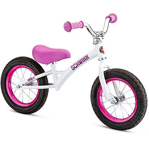 Schwinn Skip 3 Balance Bike, White