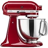 Kitchenaid Stand Mixer Artisan Qt. Bowl 10 Speed Empire Red 325 W