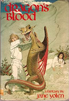 Dragon's Blood 0440918022 Book Cover