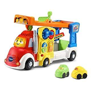 VTech Go! Go! Smart Wheels Big Rig Car Carrier
