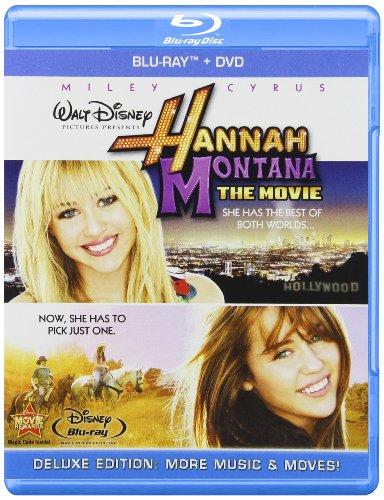 Blu-ray : Hannah Montana: The Movie (With DVD, Widescreen, 2 Disc)
