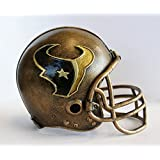 Wild Sports TWHN-NFL112 NFL Houston Texans Desktop Helmet Statue