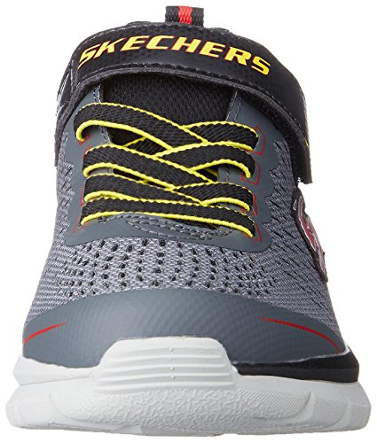 S Lights By Skechers Erupters II Lava Arc Fibra sintética Zapatillas