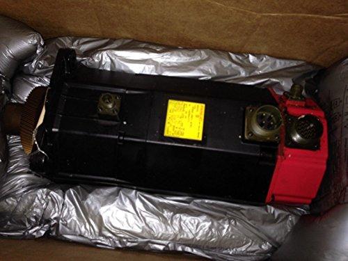 USED FANUC A06B-0501-B751 AC SERVO MOTOR, 144 VAC, 2000 RPM, 3 PH, C925A0771 BK