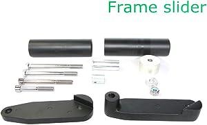 Oyocycle Frame Slider No Cut Protector for 2008-2012 Kawasaki Ninja 250R Crash Falling Protection Motorcycle part