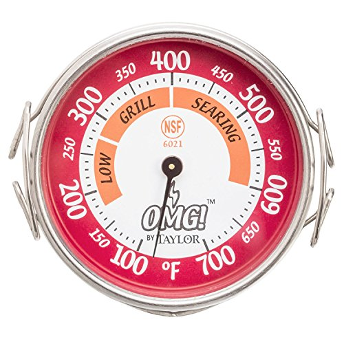 Oh My Grill Surface Thermometer