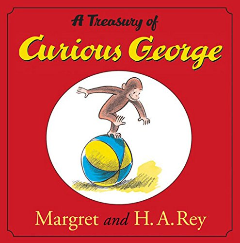 A Treasury of Curious George (Super Easy Fast Halloween Costumes)