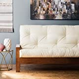 Memory Foam Gel Futon 8 Inch Mattress Bed Folds Into Sofa Couch Hybrid. Fits Full Frame. Cushion Comfort Guaranteed. This Home Furniture Is For Living Room, Office , And Even For Outdoor Patio.